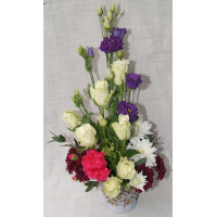 Small Flower Arrangement Easter Flowers