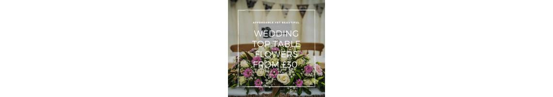 Top Table Wedding